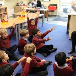 Oral Storytelling in Year 1 at The Beacon