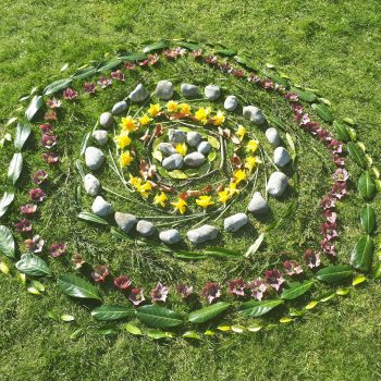 Art Andy Goldsworthy Year 2 The Beacon