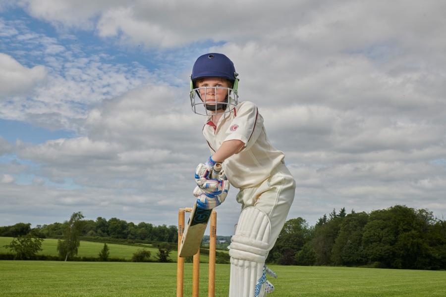 Beacon School Cricket player