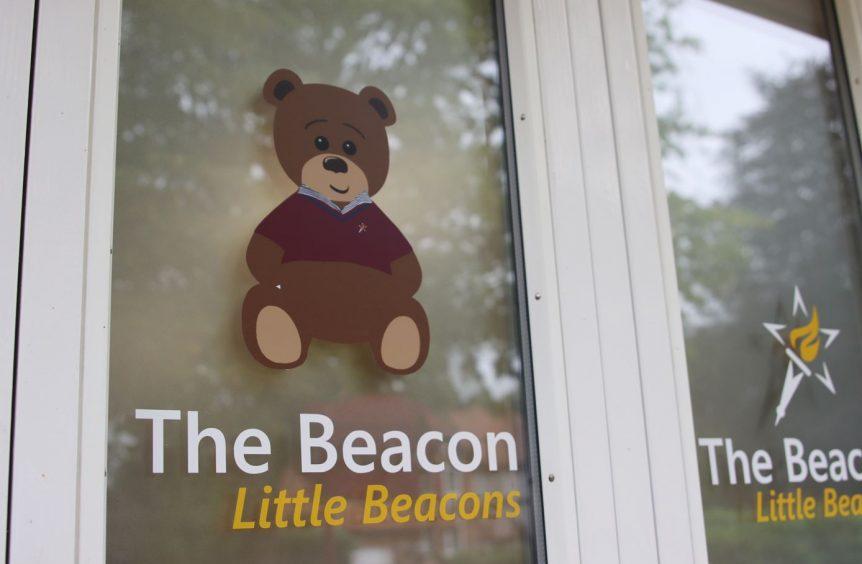 The teddy bear icon for Little Beacons
